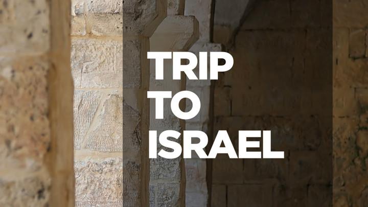 Holy Land Pilgrimage logo image