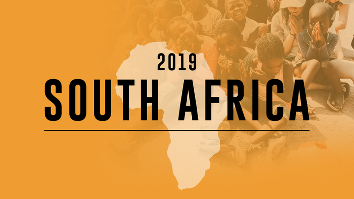 2019 South Africa Mission Trip logo image