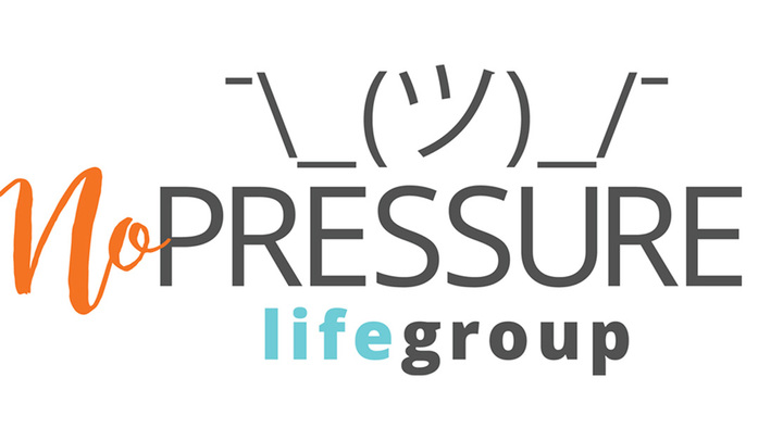 No Pressure LifeGroup logo image