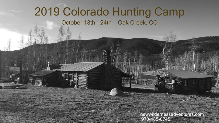 2019 Hunting Camp logo image