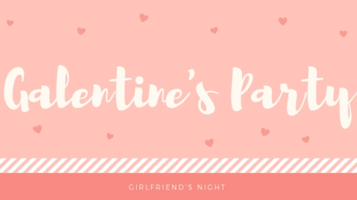 Medium galentine s party