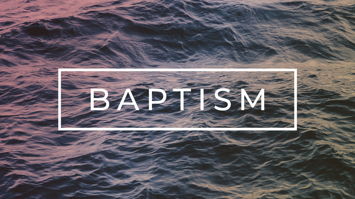 Strasburg: Adult Water Baptism Class - August 2019 logo image