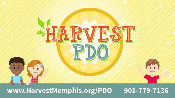 Harvest PDO Fall/Spring 2019/2020 logo image