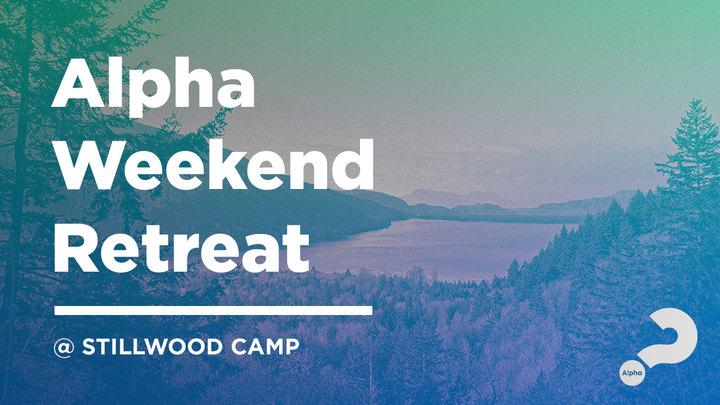Alpha Weekend logo image