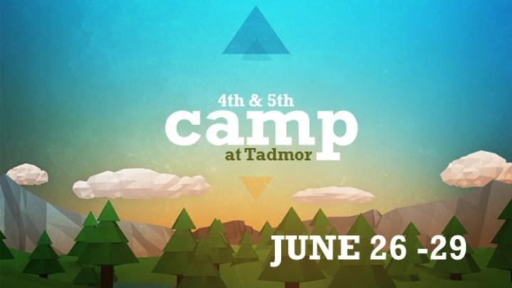 4th & 5th Camp  logo image