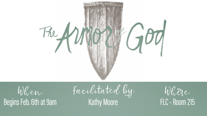 Medium armor of god connect group
