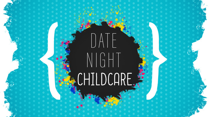 Childcare for a date night. logo image