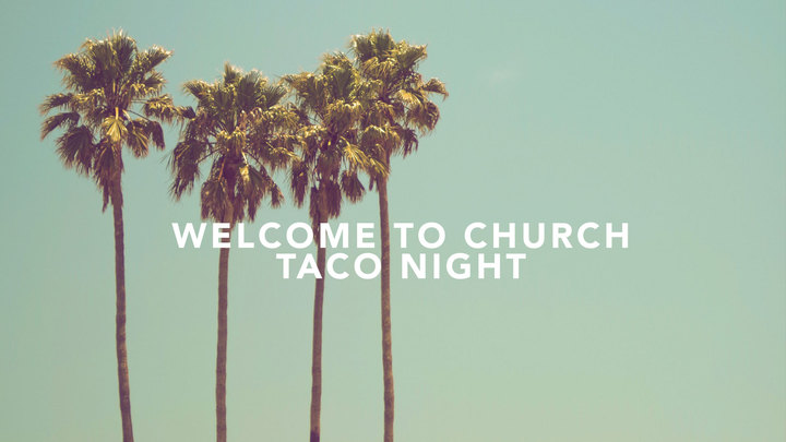 Taco Night logo image