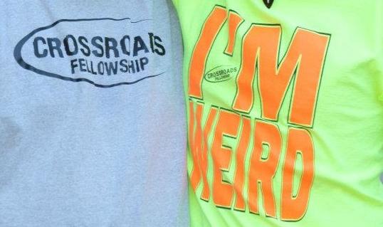 Crossroads shirts