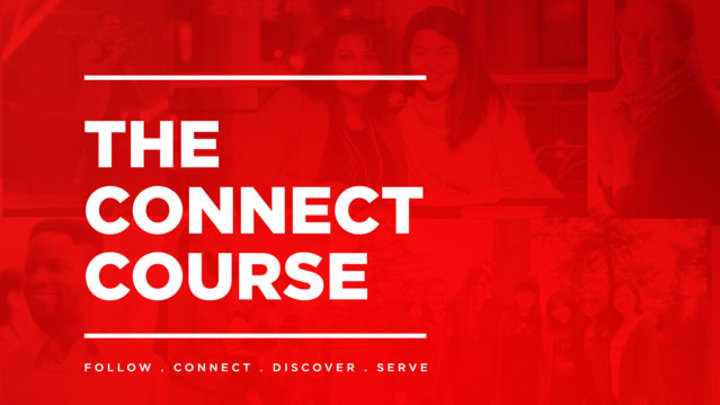 Connect Course Registration logo image