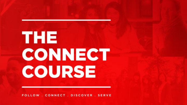 Connect Course Registration logo image