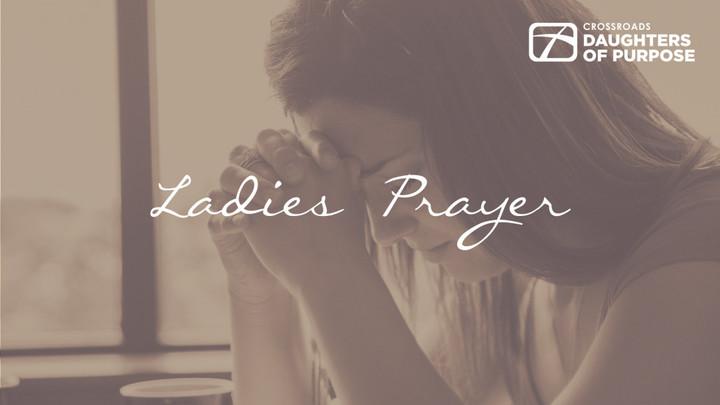 Daughters of Purpose | Ladies Prayer logo image
