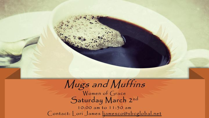 Medium mugs and muffins
