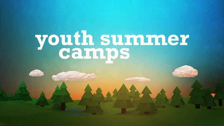 Youth Camp 2019 logo image