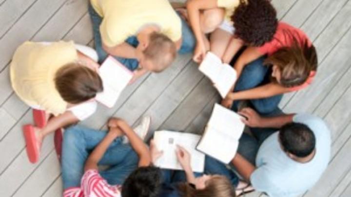 Medium family bible study
