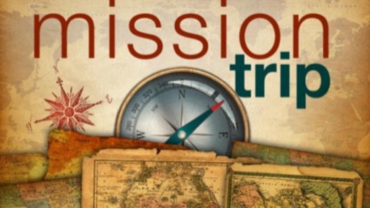 Charleston WV Student Mission Trip logo image
