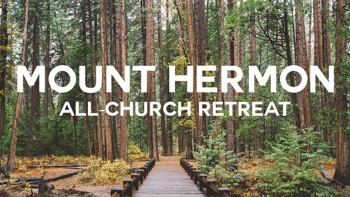 All-Church Retreat at Mt. Hermon logo image