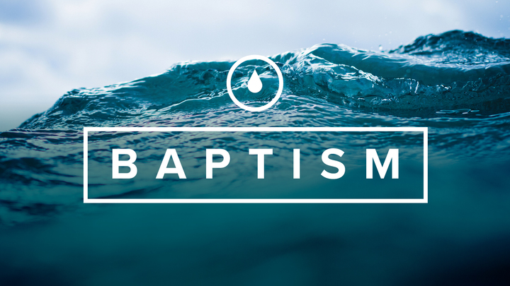 Baptism and Classes logo image