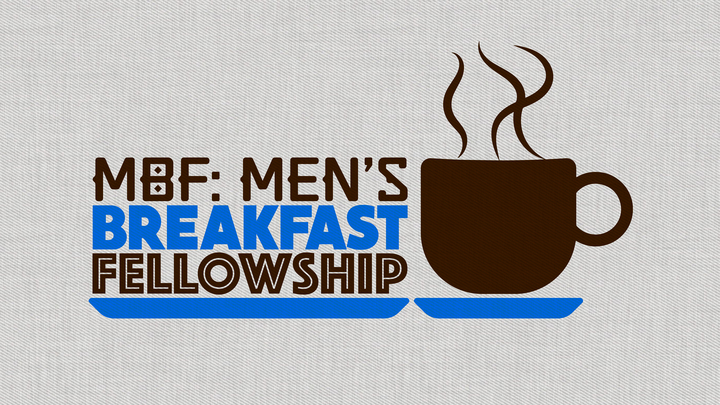 MBF - Men's Breakfast Fellowship - Men's Ministry logo image