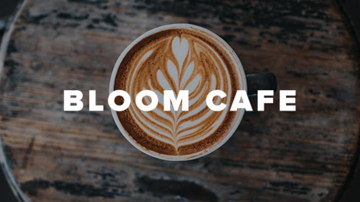 Bloom Cafe logo image