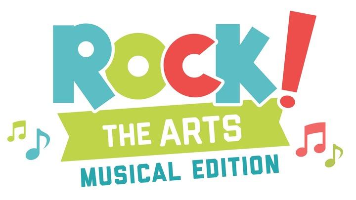 ROCK! the Arts Musical Edition Fall 2019 - Tuesdays logo image