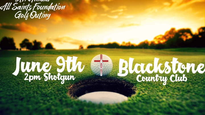 5th Annual All Saints Golf Outing logo image