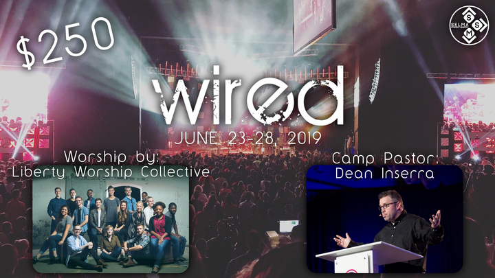 WIRED 2019 logo image