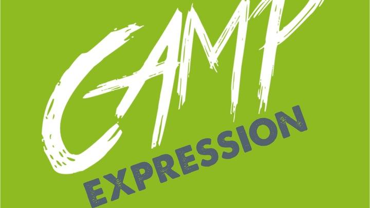 Camp Expression 2019 logo image