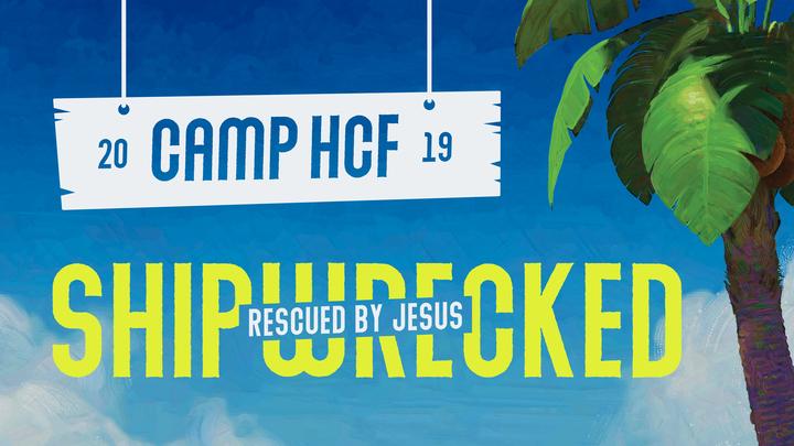 Camp HCF 2019 logo image