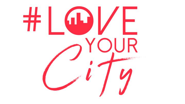 Love Your City logo image