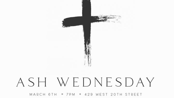 Ash Wednesday logo image