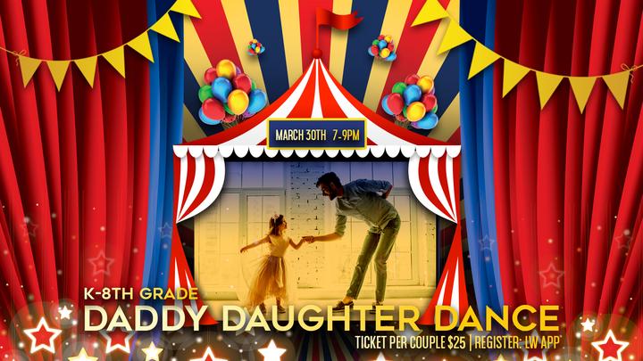 Daddy Daughter Dance logo image