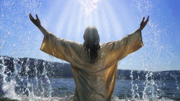 Medium water baptism