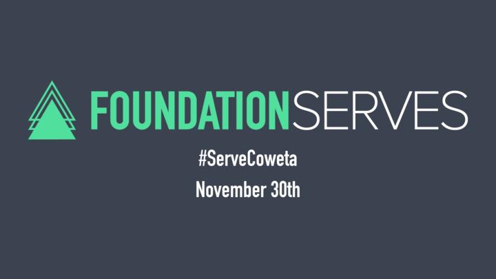 #ServeCoweta logo image