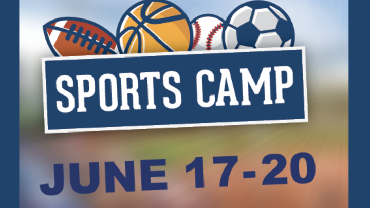 Sports Camp June 17-20th, 2019 logo image