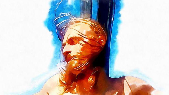 "River of Life Seminar ""Jesus"" logo image"