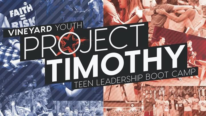 Rocky Mountain Project Timothy 2019 logo image