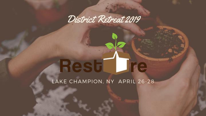 Medium district retreat 2019
