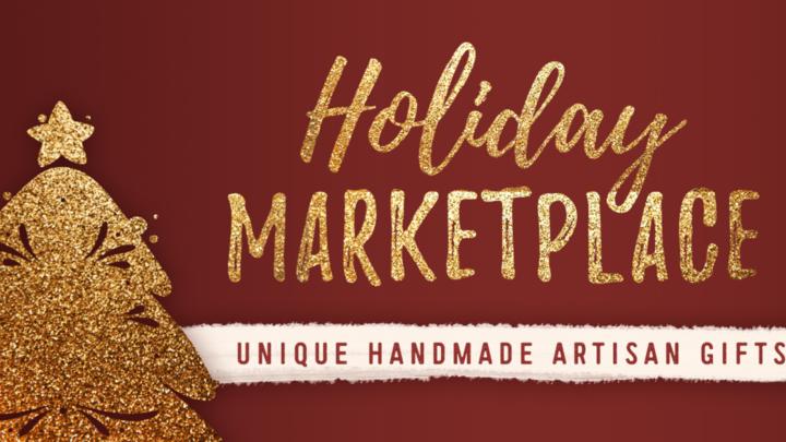 Holiday Marketplace Vendor Application  logo image