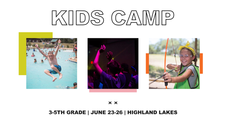 Kids Camp 2019 logo image