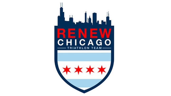 Renew Triathalon 2019 logo image