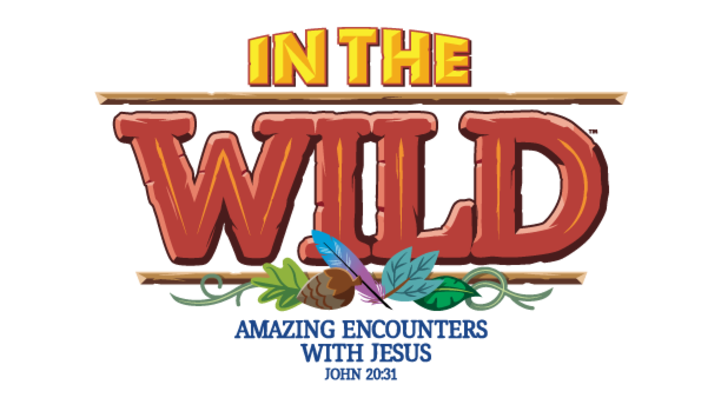 KidzCamp: In the Wild logo image