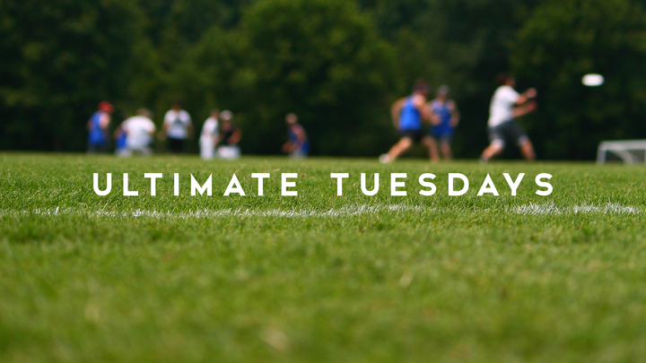 Ultimate Tuesdays (College) logo image