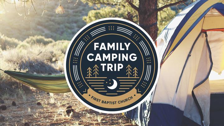 FBC Family Camping Trip logo image