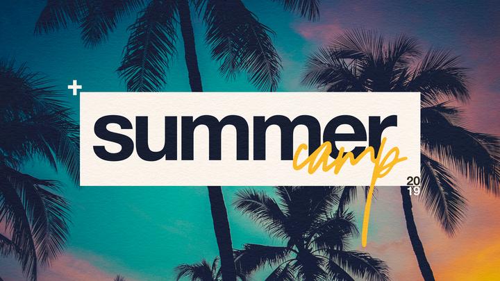 Collide Summer Camp 2019 logo image