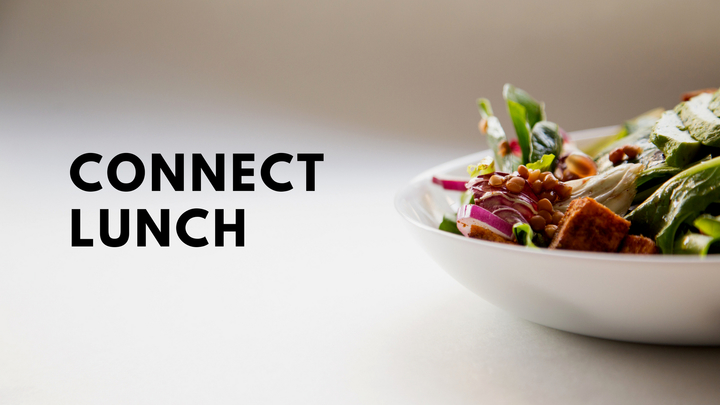 Medium connect lunch event slide