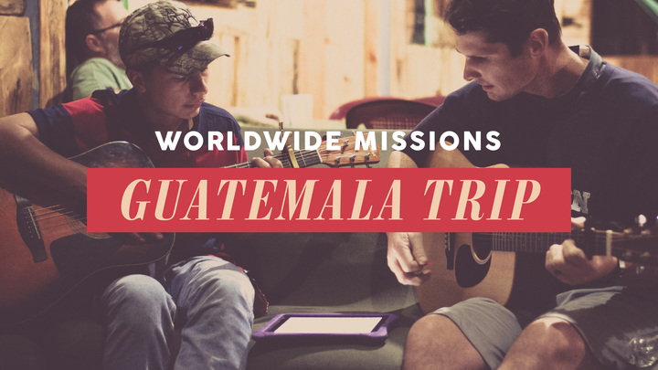 Guatemala Trip logo image
