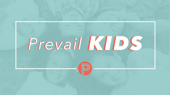 Prevail Kids Pre-Registration logo image