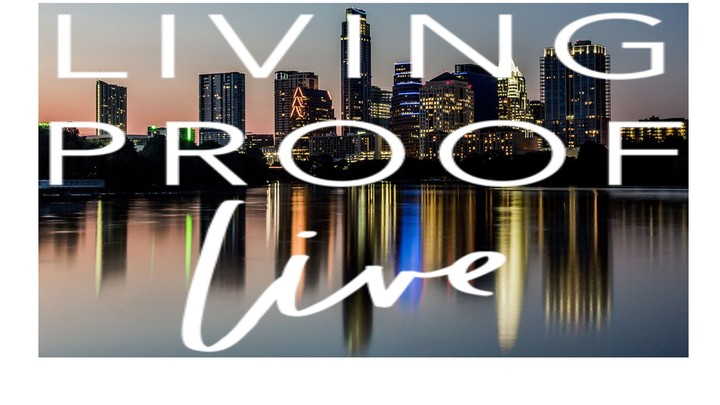 Living Proof Live - Beth Moore in Austin, TX  logo image