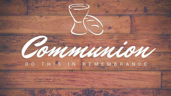 Communion Sunday logo image